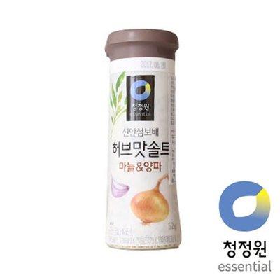 匯盈一館~韓國大象韓式烤肉蒜味調味鹽 52g~空運 現貨
