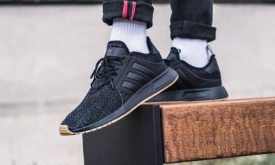 》P.S 》ADIDAS ORIGINALS X_PLR 黑色 雪花 襪套 膠底 休閒慢跑 質感 男鞋 B37438