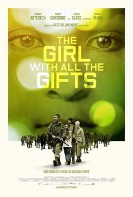 【藍光電影】BD50 天賜之女 The Girl with All the Gifts 2016 118-050