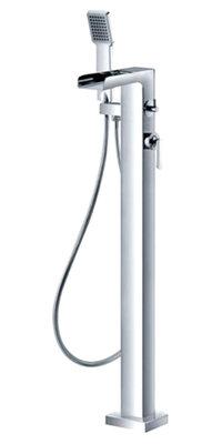 【時尚精品館-龍頭】Bettor --- Cascade 系列 立柱式浴用龍頭 (FH8185-D67)