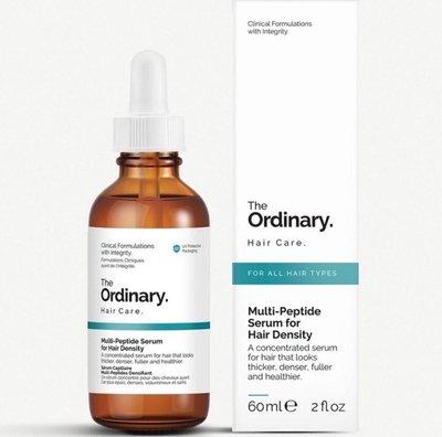 路克媽媽英國🇬🇧代購 (現貨)THE ORDINARY 濃密固髮精華液Multi-Peptide Serum for Hair Density 60ml