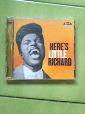 (下標即結標)Little Richard-Here's Little Richard(歐洲版)