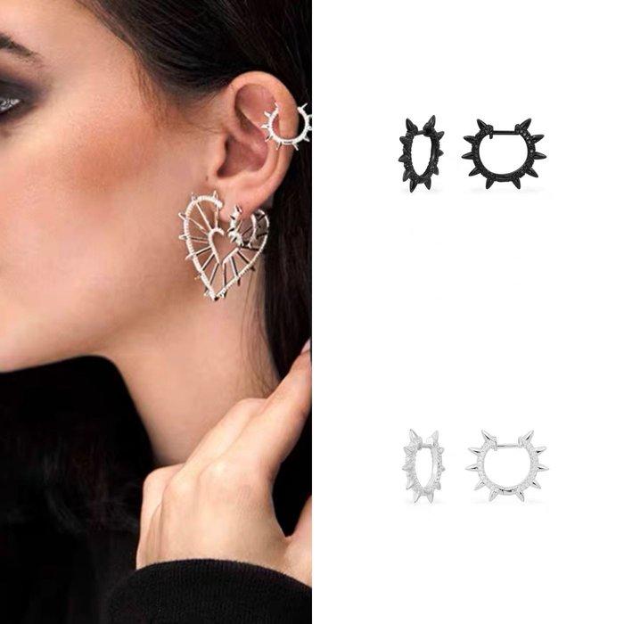 💎設計師款-1月新品💎 精品 耳環 正韓 飾品 高品質925純銀針