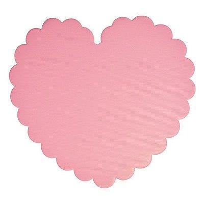 (不可超取)C130-1-H- 大造型PP瓦楞板-H(花邊心)(須購買5片以上才會出貨)請選擇顏色