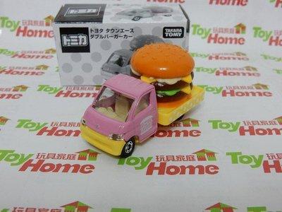 漢堡車【日版】TOMY TOMICA 2016/非賣品/TOYOTA TOWN ACE TRUCK/NO.54