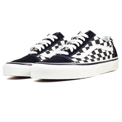 VANS Old Skool 36 DX 黑白格