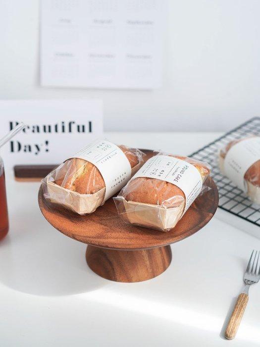 【berry_lin107營業中】迷你磅蛋糕包裝 磅蛋糕木盒 迷你蛋糕盒 耐高溫可直接入烤箱