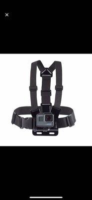 Gopro 胸帶 背帶 胸部固定肩帶 6/5/4 Hero 運動相機