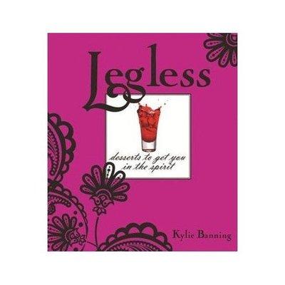 Legless: Desserts to Get You in the Spirit 全新 英文烘培 甜點 蛋糕 食譜