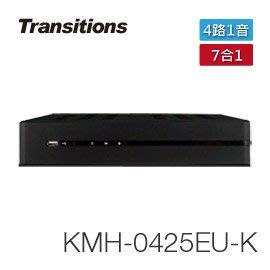 【皓翔】全視線 KMH-0425EU-K 4路1音 7合1 台灣製造 數位監視監控錄影主機