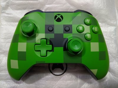 Microsoft Xbox One S Minecraft 特別版手把 我的世界