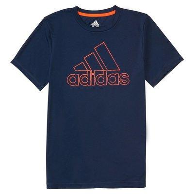 Adidas 男童運動休閒上衣  尺寸 5, 7X