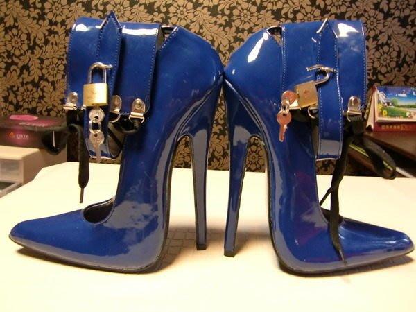 """SM情趣鞋 """"西西莉亞""""最新款造型鞋 超高跟18cm展示鞋 收藏鞋 可定不同顏色 貨號:66068"""