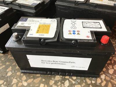 賓士原廠電瓶 BMW E65 E66 F07 F01 F02 蓄電池 (92A 95A  AGM) 0019828208