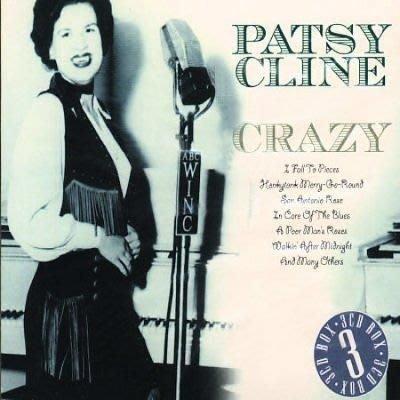 為愛瘋狂 Crazy / 佩西克萊恩 Patsy Cline --- GSS5290