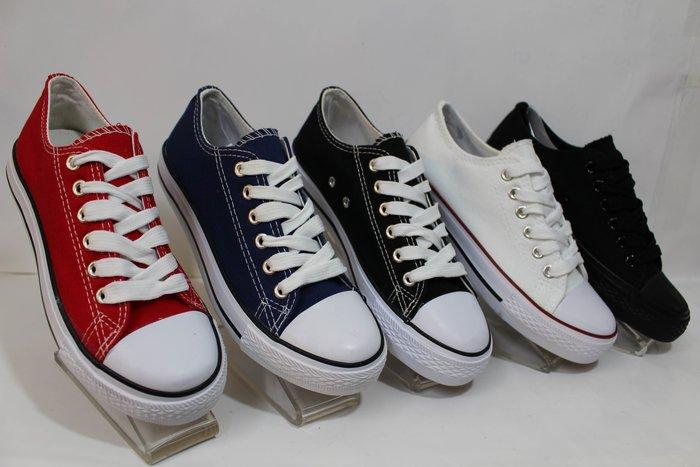 ALICE SHOES艾莉易購網易購網 請把握!!不敗基本帆布鞋@209@