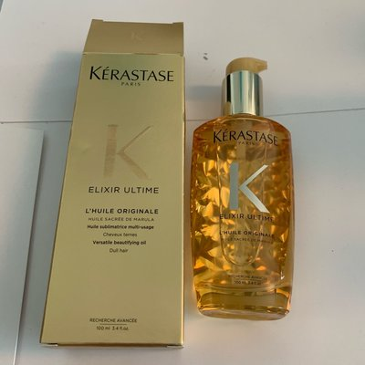 Kerastase K Elixir Ultime L'Huile Originale Versatile Beautifying Oil