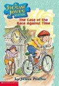 *小貝比的家*JIGSAW#20: THE CASE OF THE RACE AGAINST TIME/書+CD