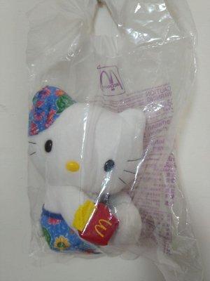 現貨 絕版限量 1999年 麥當勞hello kitty玩偶 另售7-11統一麵icash2.0 全家泡泡先生 卡娜赫拉的小動物 好想兔 萬用包