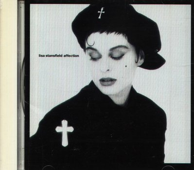 K - Lisa Stansfield - Affection - 日版 1990