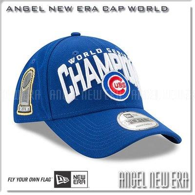 【ANGEL NEW ERA】芝加哥 小熊 冠軍 藍 CUBS 9FORTY CHAMPIONS  限量帽