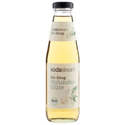 【小饅頭家電】Sodastream 接骨木糖漿500ml(接骨木) 原廠公司貨