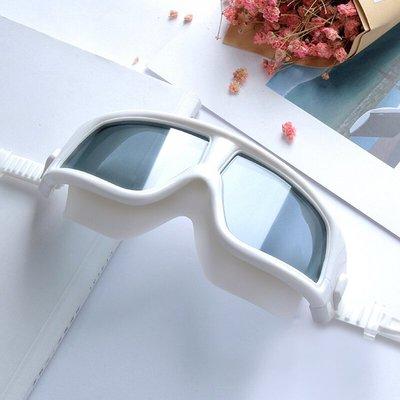 泳鏡佑游泳鏡護目鏡泳帽男女防水防霧大框游泳眼鏡高清泳鏡z6621新潛水眼鏡