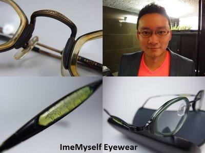 ImeMyself Eyewear Matsuda 10405 Prescription glasses Oval