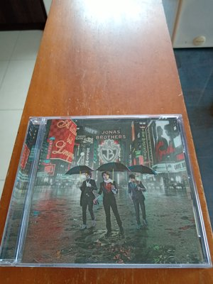 JONAS BROTHERS 強納斯兄弟  A LITTLE BIT LONGER 堅持到底 CD 99.99新 含側標
