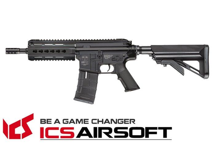 【翔準軍品AOG】ICS CXP-15 K海豹托(黑)Lightway 電動槍 生存遊戲 ICS-174