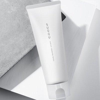 SUQQU 活膚潤顏潔膚皂霜 enrich foaming face wash 125g