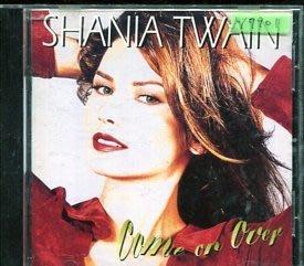 *還有唱片行* SHANIA TWAIN / COME ON OVER 二手 Y7901