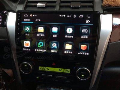 富馳汽車音響TOYOTA CAMRY 2011~2014 7代專用JHY M3 PRO版10吋安卓導航影音主機