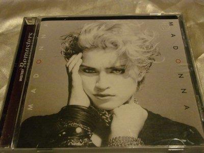 Madonna 瑪丹娜 -- Madonna 同名專輯重新混音版 多兩首歌