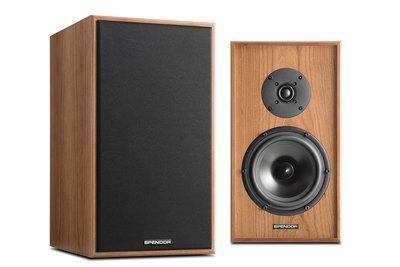 禾豐音響 經典款最新版 Spendor Classic 3/1 中型書架喇叭 上瑞代理 英國製 另B&W FOCAL