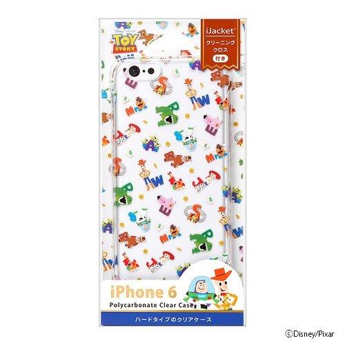 光華商場*包你個頭日本 正版  iphone6/6S 4.7吋  tpu 玩具總動員 軟殼 保護殼 背蓋854