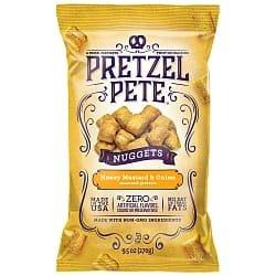 美國彼特脆餅乾-蜂蜜芥末洋蔥口味(270g)〔生活百坊〕