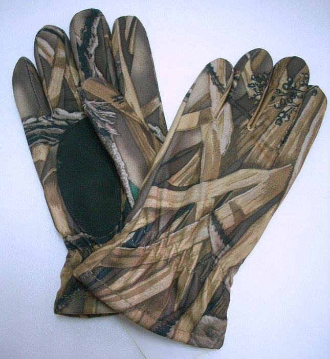 ☆°萊亞生活館 ° 防寒手套【A530雙層刷毛手套-迷彩】M號 女款 台灣製造 特價
