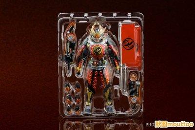 小居居 默圖萬代日版SHF可動手辦假面騎士鎧武 勝哄鎧甲 Kachidoki Arms