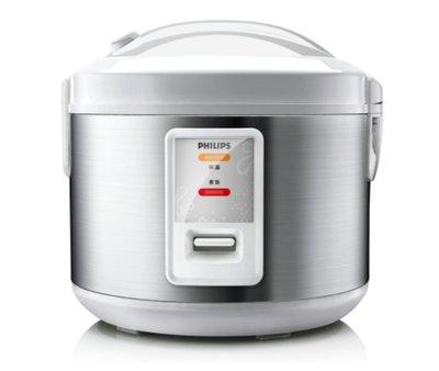 PHILIPS 飛利浦10人份機械式電子鍋(HD3007)特價1380元