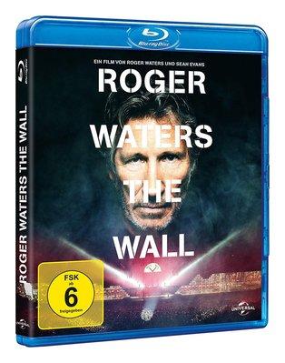 正版藍光BD《羅傑華特斯》/Roger Waters The Wall全新未拆