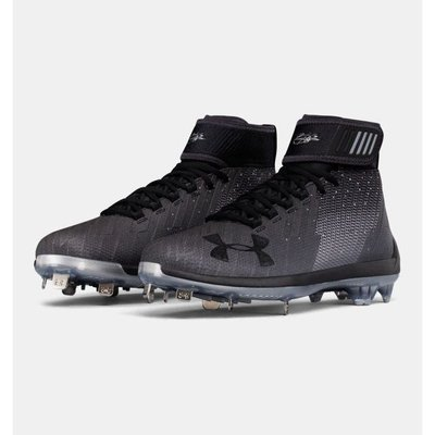 2018 Under Armour (UA) Harper 2 Mid ST 中筒棒球釘鞋 《1297307-001》