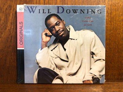 [ 沐耳 ] Will Downing 融合 R&B / Soul 89年經典 Come together As One