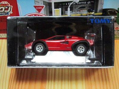 TOMICA TL0031 LAMBORGHINI COUNTACH LP500S