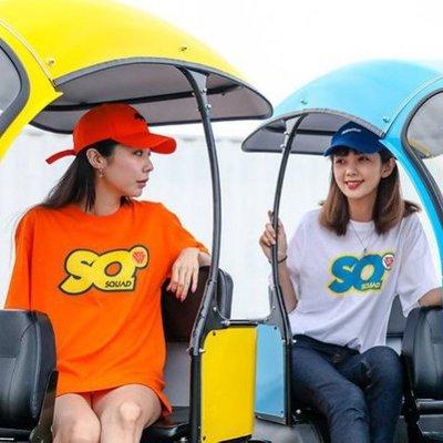 車庫服飾 -- 現貨 SQUAD 2019 S/S SQ Barnd Toy font T-ShirtSQ 玩具字體T