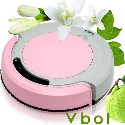 Vbot M270 掃地機器人 複合香氛 公主機 (掃+擦+吸) (淺灰)(粉紅)免運