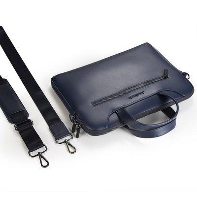 Jokitech 13吋手提電腦包 側背包 斜背包 筆電包 商務包 兩用包 公事包 事務包