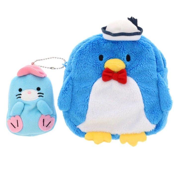41+ 限量搶購 日本正版 週年慶特價 1111 41%OFF my4165 絨毛 造型 化妝包 好友 零錢包 山姆企鵝