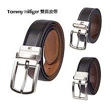 Tommy Hilfiger Men's Reversible Belt 翻轉皮帶 保證正品 美國空運【L39】