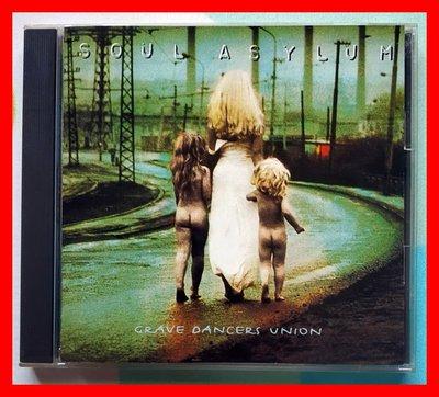 ◎1992年-日本版-搖滾樂隊-Soul Asylum-Grave Dancers Union-專輯-譚詠麟原曲◎CD